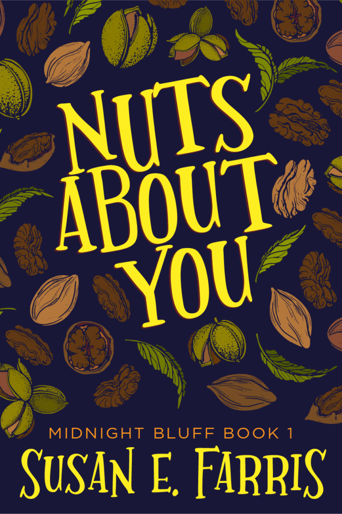 Nuts About You Cover